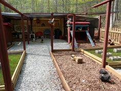 By far my dream chicken coop.   Arianna's Chicken Coop