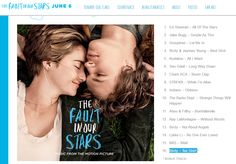 TFIOS soundtrack titles released today :)  This playlist has the currently available tracks:) https://www.youtube.com/playlist?list=PLEc7gHf0ThqF0cQhAhXVXu3MzvKY0bb6L&feature=mh_lolz #tfios #tfiosmovie #tfiossoundtrack #johngreen