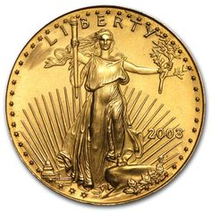 1/2 oz Gold American Eagle Coin - Random Year - Abrasions - SKU #32618. Deal Price: $724.85. List Price: $749.46. Visit http://dealtodeals.com/oz-gold-american-eagle-coin-random-year-abrasions-sku/d19198/coins-paper-money/c195/