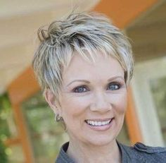 Short Hairstyles 2015 Over 50