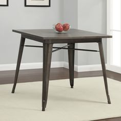 Tabouret Vintage Bistro Dining Table - Overstock™ Shopping - Great Deals on Dining Tables