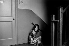JEANNE MOREAU, 1967 © Duane Michals