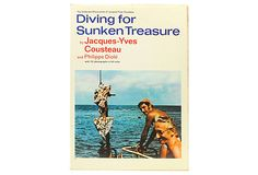 Diving for Sunken Treasures, 1st Ed on OneKingsLane.com