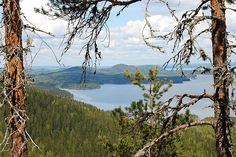 On Saturday I was visiting Koli National Park and sceneries were unbelivable. We hiked 7 km trail and climbed high up where you could see far away to Pielinen lake. I can recommend that place if you come to Finland.   ww.koli.com.tr