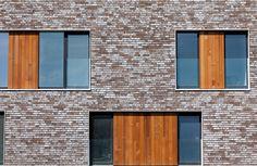 50 APPARTEMENTEN MET CHARISMA!Caan Architecten selecteerde de prachtige gevelsteen Charisma WDF uit ons assortiment voor een prestigieus appartementenproject in het Gentse. Het resultaat mag gezien worden!PROJECTINFO:Bestemming: 50 appartementenLocatie: Waterkluiskaai - Sint-Amandsberg (Gent)