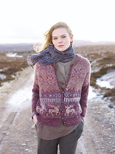 Ravelry: Wilhelmina pattern by Marie Wallin