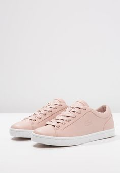 aa7adb836 Lacoste straightset - trainers light pink women shoes low-top rose