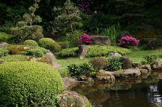 Japan_Garten_Kultur und zenkloster in Liebenau praesentieren japangarten und Zengarten Fruehling-2009