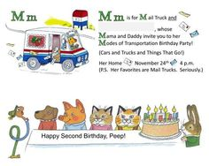 Best Kids Parties: Richard Scarry — My Party | Apartment Therapy