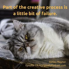 To wrap up a weekend of #catstagram heres a preview of tomorrows episode - an interview with our guest @ashley_maynor. Youre gonna love it. . . #Amwriting #writersofinsta #writersclub #motivation #amworking #marginallypodcast #writerscommunity #writersofig #writerslife #writingcommunity #writerscorner #podcast #ilovewriting #creativity  #writing #writingfiction #words #creativelife #write #podcasting #create #art #magic #beingnotdoing #catsofinstagram #ashleymaynor