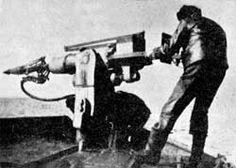 Skytteren ved kanonen