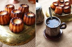 HAPPYFOOD - Каннеле (Cannelé)