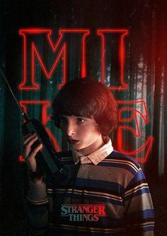 Mike ❤ #strangerthings