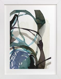 """cera no 1"" - Art Print by Kelly Ventura in beautiful frame options and a variety of sizes."