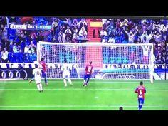 هدف خيسي و ريال مدريد الثالث امام ليفانتي