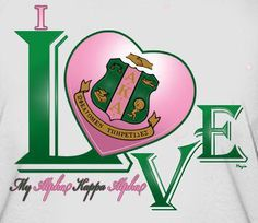 Deep in my heart Aka Sorority Gifts, Sorority Life, Sorority Fashion, Alpha Kappa Alpha Sorority, Sorority And Fraternity, Aka Paraphernalia, Divine Nine, Alpha Female, Greek Life