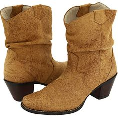 Cute slouchy boots