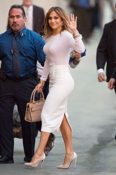 JLo's Guide To Wearing High Heels