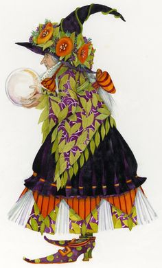 Crystal Ball Witch, Patience Brewster