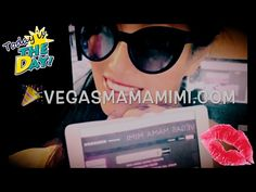 Take a breather and catch up with my video💥 🎉 BREAKING NEWS! 🌏 VegasMamaMimi.com UP! 💥https://youtube.com/watch?v=Iwd07EIzPHE #love #vegasmamamimi