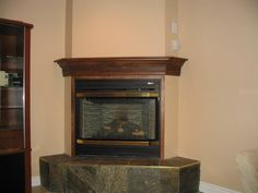 Custom Mantels is a very nice fireplace feature.