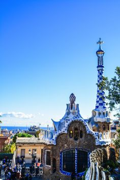 6 Must See Buildings By Gaudi In Barcelona Visit Barcelona, Barcelona Travel, Barcelona Spain, European Road Trip, Road Trip Europe, European Summer, European Travel, Spanish Towns, Santorini Travel