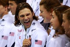 Cody Miller of the USA