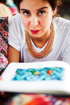 Jewellery by South African jewellery designer, Henriette Botha