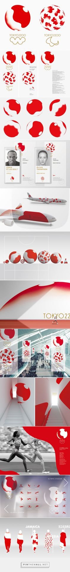 kenya hara reveals logo proposal for the 2020 tokyo olympics... - a grouped images picture - Pin Them All