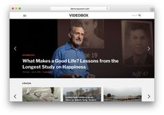 VideoBox WordPress Video Embeds Theme