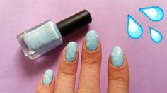 Nail art con gocce @carmenpassionails