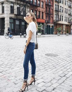 These 7 Casual Summer Outfits Will Get You Through Life