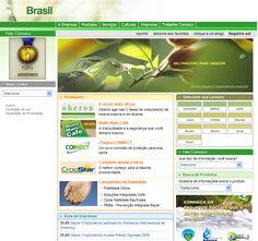 Portal BayerCropScience by Flex Up #portal #web #web20 #portais #cms #flexup