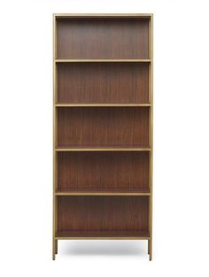 vandyke bookcase (open on the sides to let light through!)