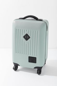 Shop Herschel Supply Co. Trade Hard Shell Carry-On Luggage at Urban Outfitters today. We carry all the latest styles, colors and brands for you to choose from right here. Cute Luggage, Carry On Luggage, Travel Luggage, Travel Items, Travel Stuff, Best Travel Bags, Commuter Bag, Faux Fur Pom Pom, Herschel Supply Co