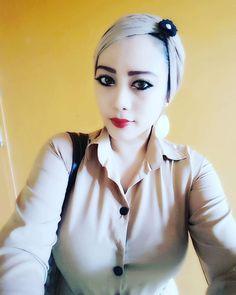 Girl Hijab, Blonde Beauty, Muslim Women, Hijab Fashion, Asian, Hot, Sexy, Dresses, Blouses