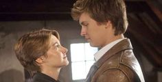 Gus and Hazel, The Fault in Our Stars (2014) | The Definitive Ranking Of Teen Romance Movies
