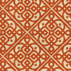 $20.00 Home Decor Print Fabric- Waverly Lace It Up Persimmon at Joann.com