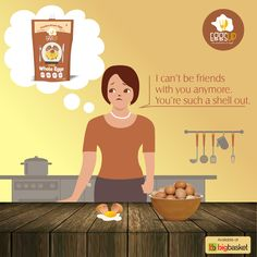 EggsUp is your breakfast partner that will never cause you any trouble. Mess-Free #Eggsperience Promised! #EggsUp #BigBasket  EggsUp available at Bigbasket: http://bit.ly/2opMtpe