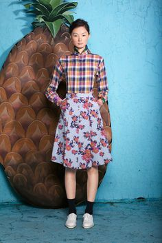 Suno Resort 2012 - Look 15