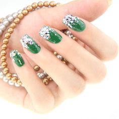 Nail art, enchanting ~ you could not resist