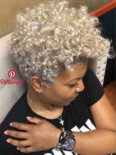 Short natural hairstyles 592856738432480247 - Stylish curly natural hairstyles Source by Short Curly Hair, Short Hair Cuts, Curly Hair Styles, My Hairstyle, Afro Hairstyles, Haircuts, Hairstyles Videos, Natural Hair Cuts, Natural Hair Styles