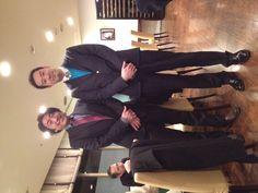 NHKの田中孝宜さんとお会いしました。