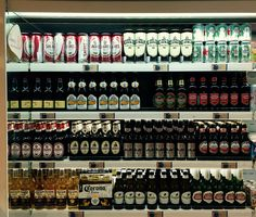Imported Beer from around the globe, the largest collection in Dehradun!