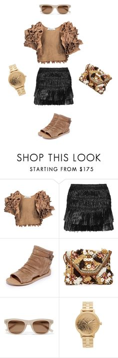 """Think Different..**"" by yagna ❤ liked on Polyvore featuring Valentino, Isabel Marant, Vince, Antik Batik, Yves Saint Laurent and Nixon"