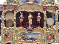 Classic Gaspertini organ at the. Southbank London