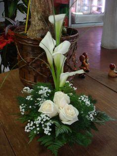 Resultado de imagen de arranjos florais gladiolos