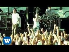 Linkin Park - Points Of Authority. The best band ever.  Never grow up from them. Never to old, never to young to hear them