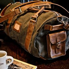 Elkton Travel Duffle for Women and those Men by Buffalo Jackson
