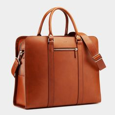 Palissy 25 Hour Bag in Cognac Leather Wallet Pattern, Leather Laptop Bag, Leather Briefcase, Leather Purses, Leather Handbags, Sac Week End, Briefcase For Men, Back Bag, Gaucho